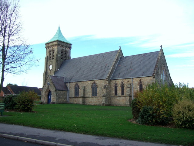 St Paul's Church, Spennymoor