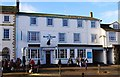 SP3509 : The Blue Boar (1), 28 Market Square, Witney, Oxon by P L Chadwick