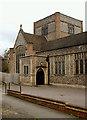 TQ3792 : Church of St Edmund, South Chingford - 2 by Julian Osley