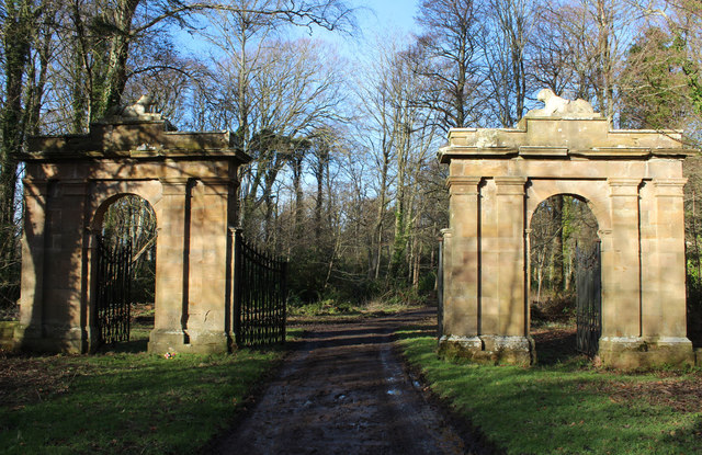 Cat Gates, Culzean