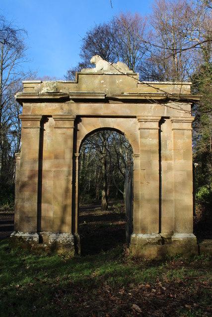 Cat Gate, Culzean