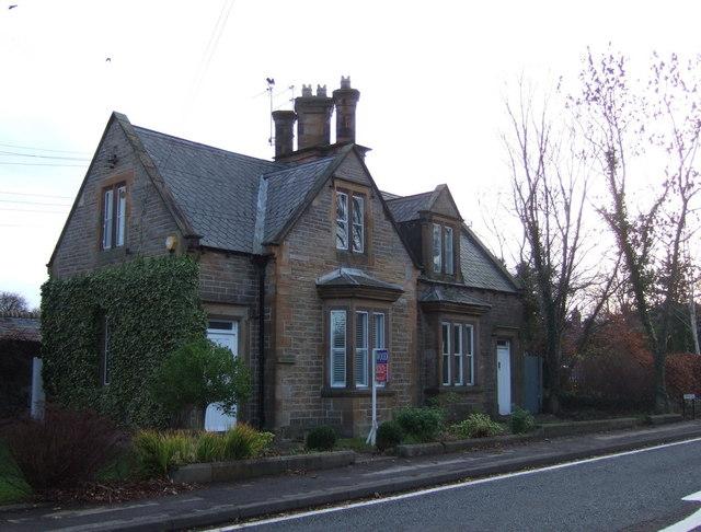 Houses on Durham Road, Brancepeth