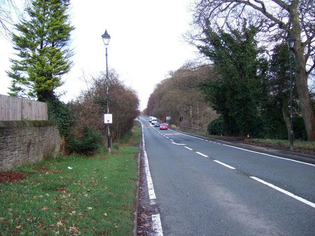 Durham Road (A690), Brancepeth