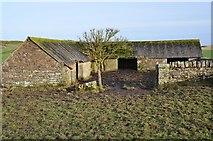 NT2756 : Old sheepfold near Fullarton by Jim Barton