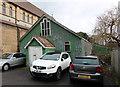 TQ4089 : Holy Trinity, South Woodford - Tin Tabernacle by John Salmon
