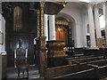 TQ3281 : Interior of St Mary Woolnoth by Marathon