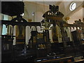 TQ3281 : The great screen of St Margaret Lothbury by Marathon