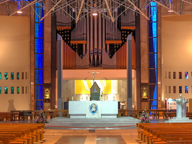 High Altar, Liverpool Metropolitan Cathedral