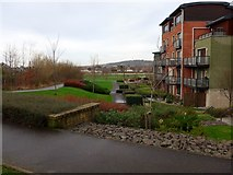 NT2270 : New flats by the Union Canal near Meggetland by Gordon Brown