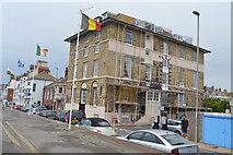 SY6878 : Custom House Quay by N Chadwick