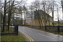 SE2853 : Harrogate Police Station by N Chadwick