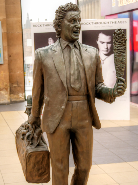 """Doddy"" at Lime Street"