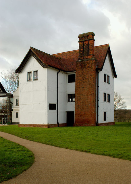 Queen Elizabeth's Hunting Lodge, near Chingford