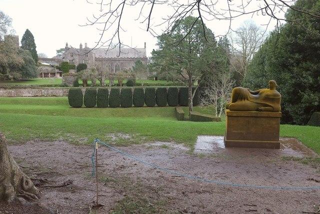 Dartington Hall Gardens