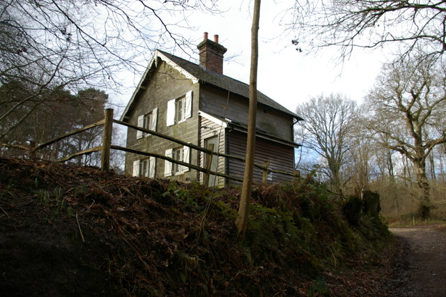 Woodlands Cottage, Nymans Woods