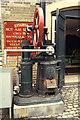 TF8842 : Former Bygones Museum, Holkham Hall - hot air engine by Chris Allen