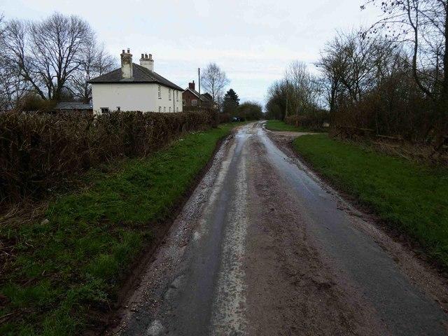 The hamlet of North Farm