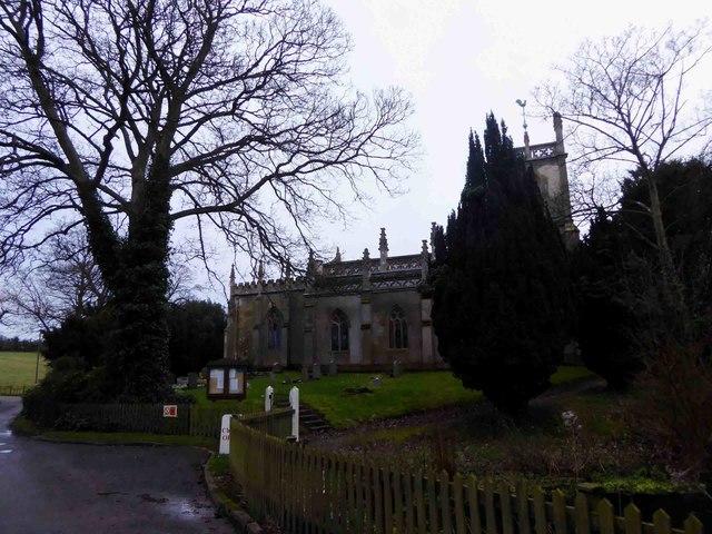 St. Peter's Church Raithby