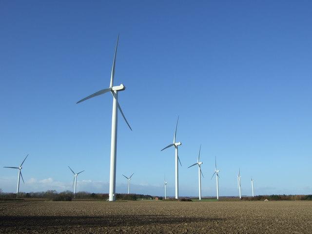Lissett Airfield Wind Farm