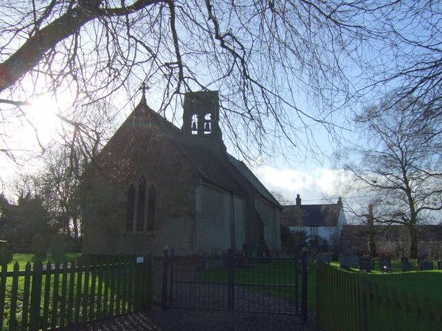 St James of Compostella Church, Lissett