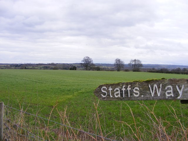 Staffs Way View