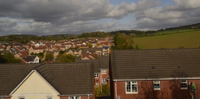 The rural-urban fringe