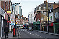 TQ2477 : Lillie Road, Fulham by Peter Trimming