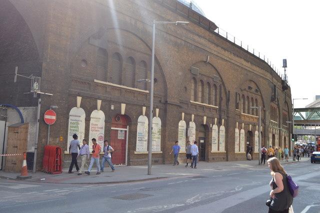 The Arches, London Bridge Station