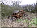 TM1818 : Old Farm Machinery by PAUL FARMER