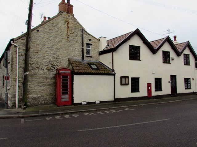 Former Pucklechurch Post Office
