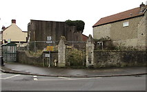 ST6976 : Derelict corner in Pucklechurch by Jaggery