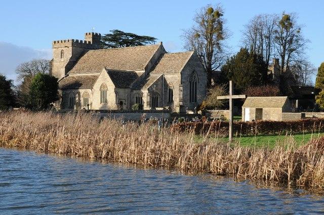 St Cyr's church, Stonehouse