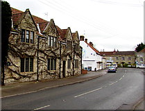 ST6976 : Shortwood Road towards the village centre, Pucklechurch by Jaggery