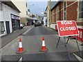 SU6089 : Road Closed by Bill Nicholls