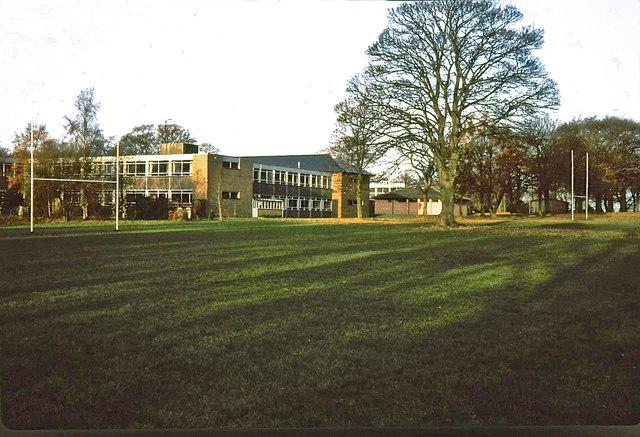 St Ambrose College (1)