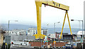 J3574 : Development site, Sydenham Road, Belfast - February 2016(1) by Albert Bridge