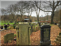SD8001 : Agecroft Cemetery and Crematorium by David Dixon