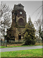 SD8001 : Former Mortuary Chapel, Agecroft Cemetery by David Dixon