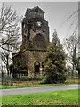 SD8001 : Former Mortuary Chapel, Agecroft Cemetery by David Dixon