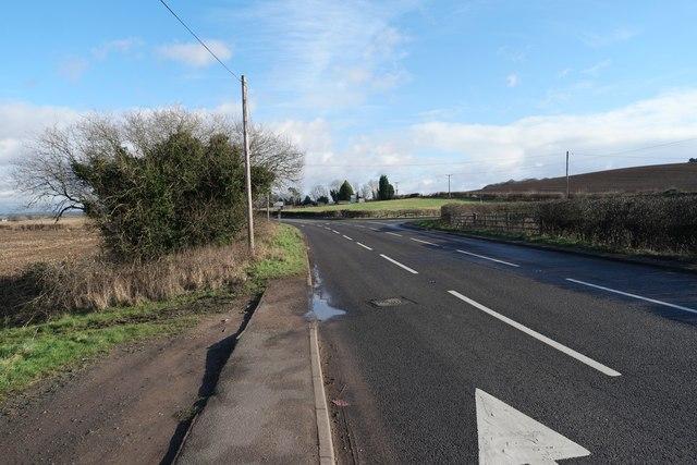 Road to Cuckney