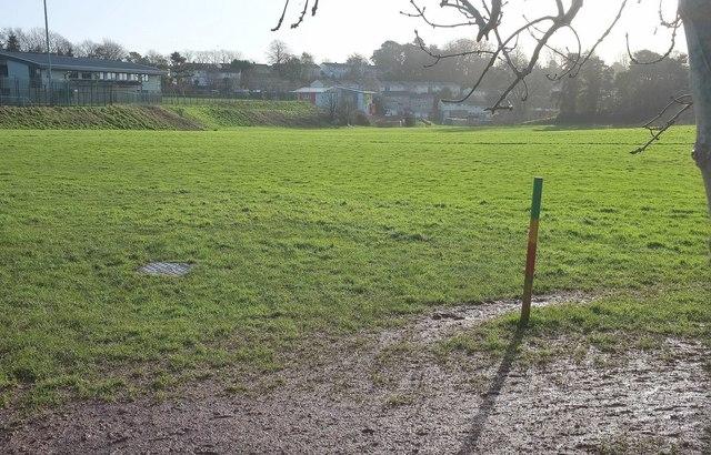 Playing fields, Torquay Grammar Schools