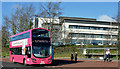 J4174 : Metro bus, Dundonald (February 2016) by Albert Bridge