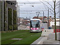SP0687 : New tram line - Birmingham by Chris Allen