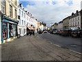 SP0202 : Market Place, Cirencester by Jaggery