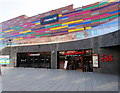 ST3187 : Frankie & Benny's and Cineworld, Newport by Jaggery