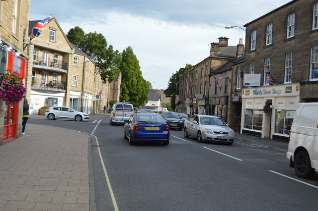 A6, Bakewell
