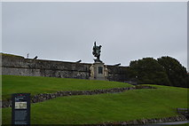SX4753 : War Memorial, The Citadel by N Chadwick