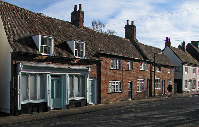 Baldock: Church Street