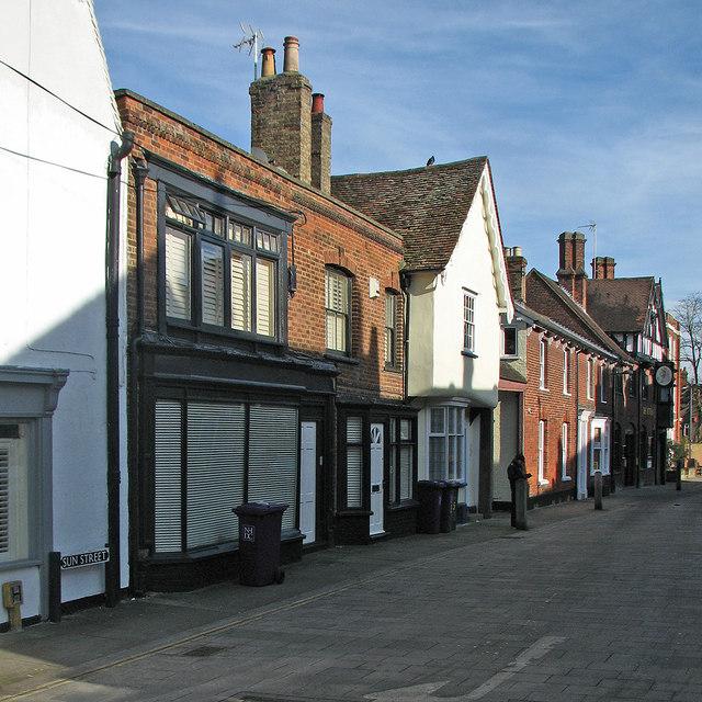 Baldock: Sun Street