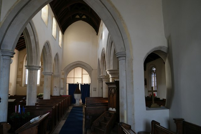 St Mary's Church: The Nave